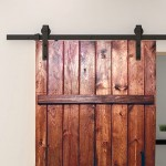 barn door track hardware classic strap wood barn door hard kit