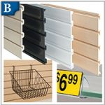 Store Fixture, Hardware & Pop Components